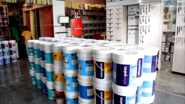 kinh nghiệm mở cửa hàng bán sơn