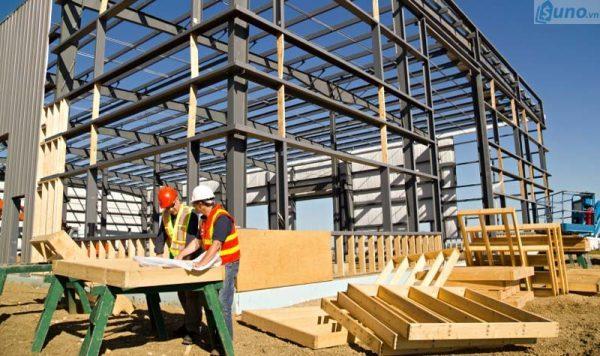 mở cửa hàng vật liệu xây dựng