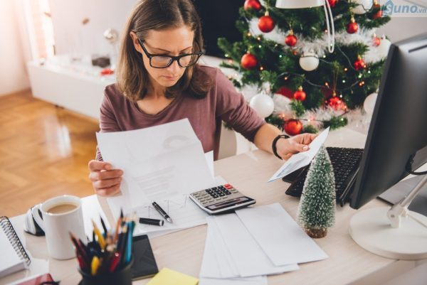 List những việc cần chuẩn bị cho mùa buôn bán cuối năm