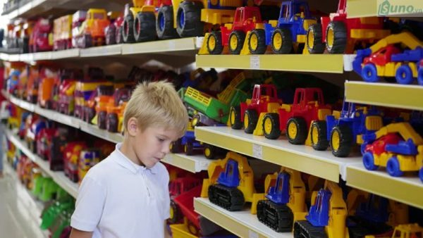 bán đồ chơi trẻ em cần bao nhiêu vốn
