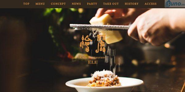 Việc thiết kế website nhà hàng trở nên quan trọng hơn bao giờ hết