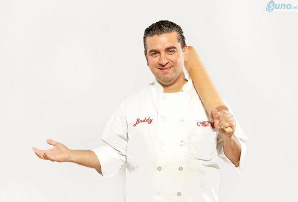 4 bí quyết kinh doanh siêu đỉnh từ đầu bếp ngôi sao hàng đầu- Buddy Valastro