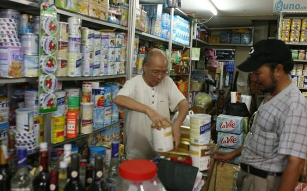 Mở đại lý sữa cần bao nhiêu vốn?
