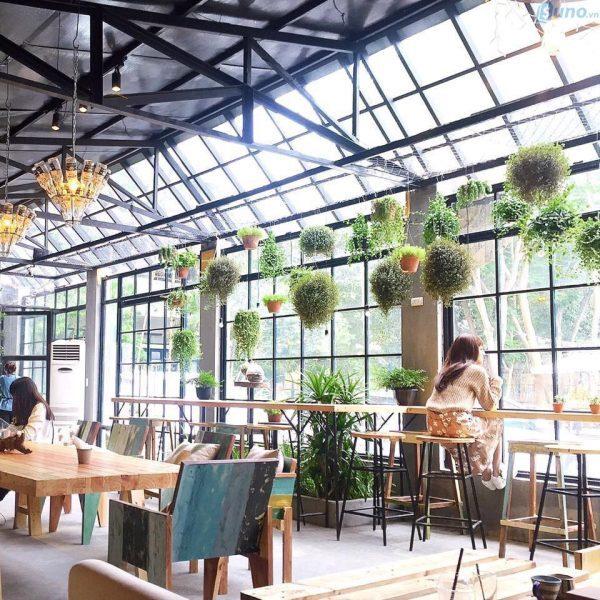 Vị trí quán cà phê - định vị quán cà phê