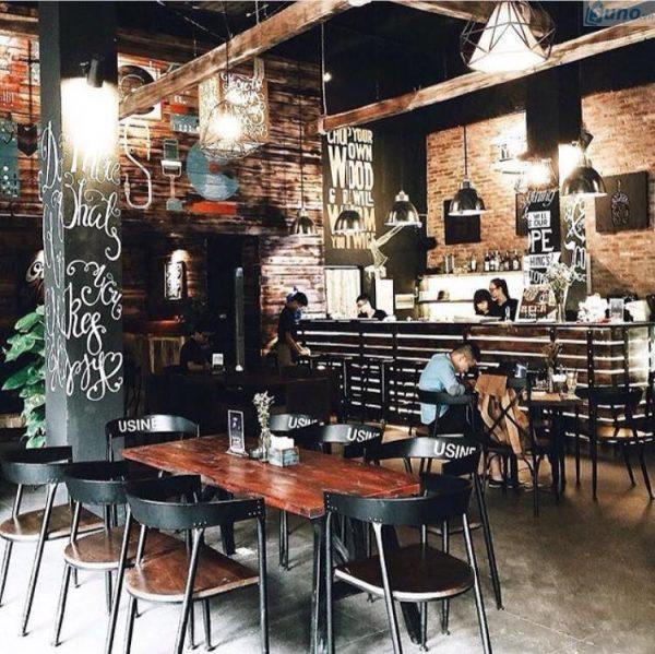 Thiết kế không gian phù hợp với đối tượng khách hàng