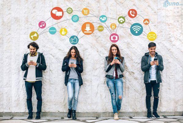 Tiếp thị thông qua mạng xã hội (social media)