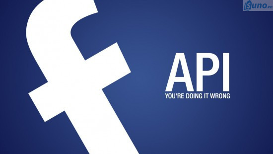 Facebook update chặn api