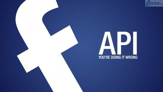 Facebook update chặn api
