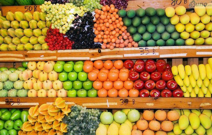 bí quyết bán trái cây nhiều người mua