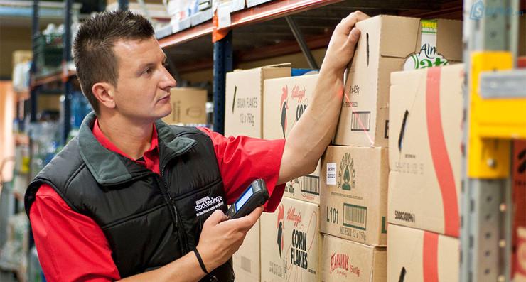 Quy trình kiểm kê hàng tồn kho cho cửa hàng bán lẻ