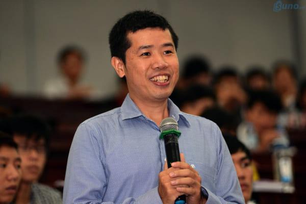 Trần Nguyễn Lê Văn CEO Vexere