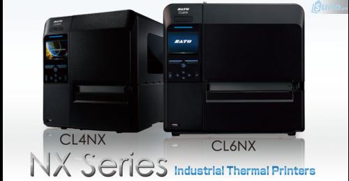 Máy in mã vạch công nghiệp Sato CL4NX/ Sato CL6NX