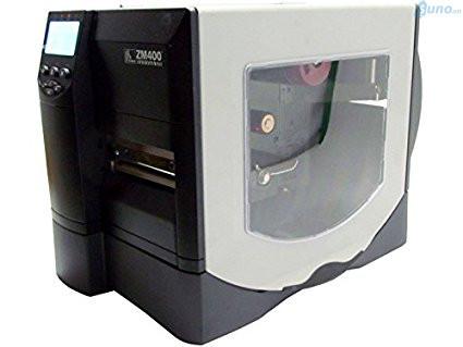 Máy in mã vạch công nghiệp Zebra ZM400