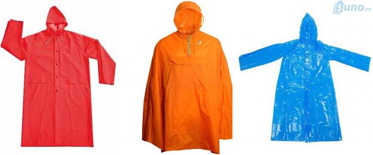 Kinh doanh áo mưa