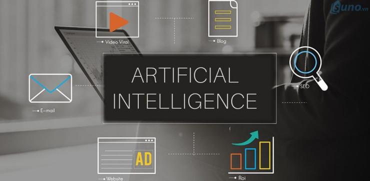 Trí tuệ nhân tạo (AI) được dự đoán sẽ được áp dụng toàn diện trong ngành Marketing
