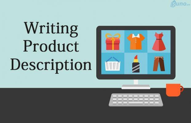 Mô tả sản phẩm hiệu quả giúp tăng doanh số bán hàng