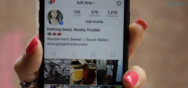 Theo thống kê, người dùng trên Instagram có gu thẩm mỹ tốt và thu nhập trung bình cao
