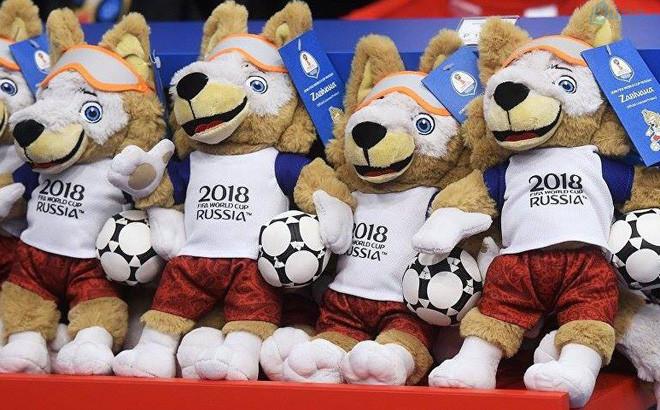 Mặt hàng bán chạy mùa world cup 2