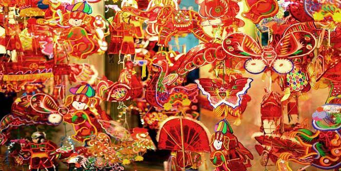 Lồng đèn truyền thống vẫn luôn được lòng phụ huynh và trẻ em trong những ngày Tết Trung thu