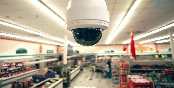 Sử dụng camera loại mới full HD giúp bạn phòng chống trộm cắp trong cửa hàng tốt hơn