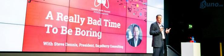 Steve Dennis, Chủ tịch & Nhà sáng lập tại SageBerry Consulting, LLC