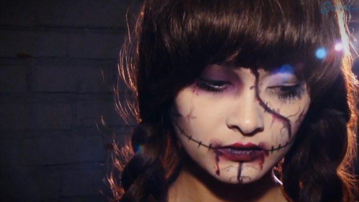 Tùy theo độ khó và phức tạp mà một khuôn mặt make up theo yêu cầu như thế này có giá dao động từ 500.000 đồng trở lên