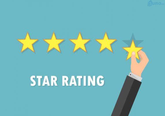 Luôn mời khách hàng để lại đánh giá và nhận xét sau mỗi lần hỗ trợ xong