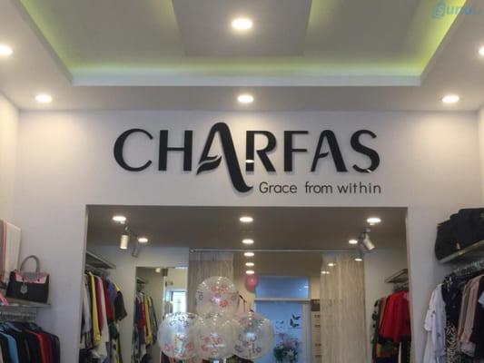 Cửa hàng Thời trang CHARFAS