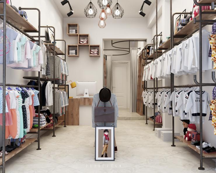 Cách trưng bày, bố trí không gian bên trong cửa hàng là một trong những bí quyết bán lẻ giúp tăng doanh số