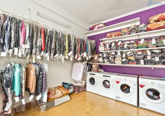Mở cửa hàng giặt sấy hiện đang là hình thức kinh doanh nở rộ, hứa hẹn mang lại lợi nhuận khủng