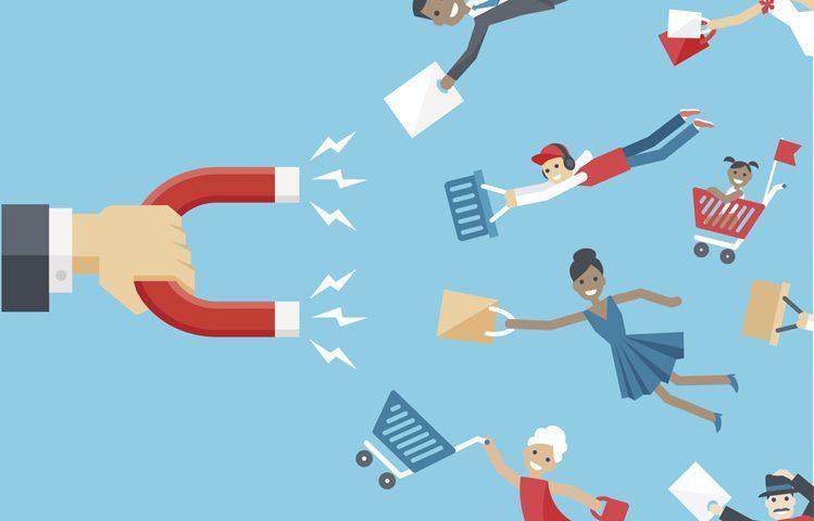 Áp dụng chiến lược marketing bán lẻ nào để giúp bạn thu hút được khách hàng mới