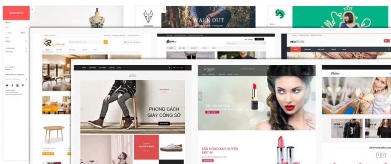 Xây dựng website bán hàng là cách tiết kiệm, hiệu quả để các cửa hàng giới thiệu sản phẩm và bán hàng.