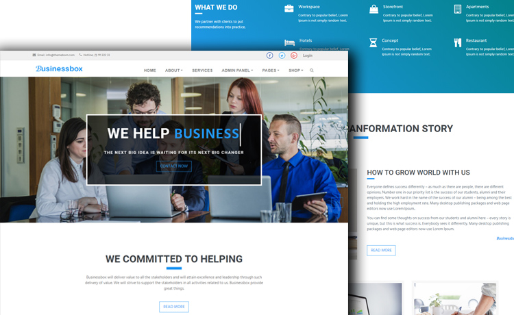Tham khảo từ các website đối thủ đi trước và thành công sẽ giúp bạn có được ý tưởng thiết kế tốt nhất cho website của mình