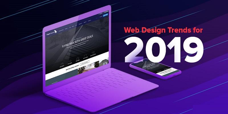 Top 10 xu hướng thiết kế website thịnh hành nhất hiện nay giúp thu hút khách hàng truy cập