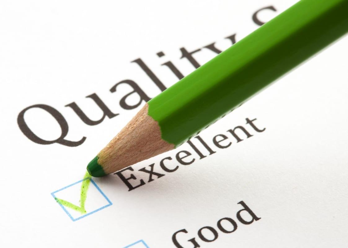 Khi ngân sách marketing thấp thì chất lượng sản phẩm là một trong các yếu tố chính thu hút được khách hàng mà không cần phải quảng cáo nhiều