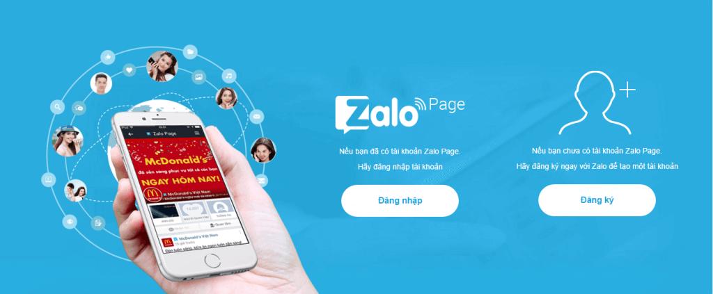 Cách tăng lượt quan tâm Zalo Page nhanh chóng và hiệu quả nhất