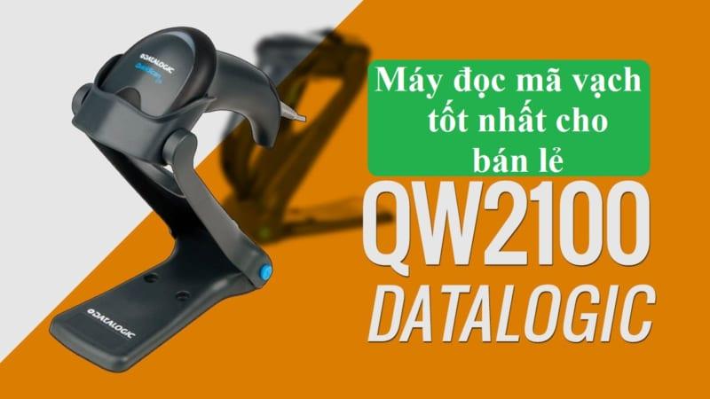 Máy quét mã vạch Datalogic Quickscan QW2100