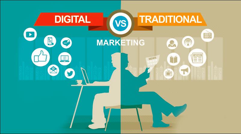 Có phải những kiểu marketing truyền thống đã lỗi thời?