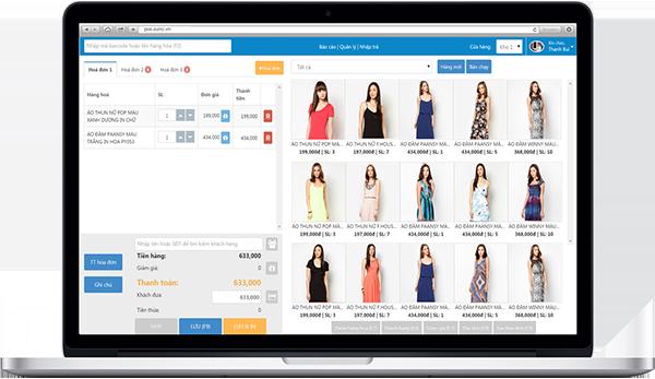 Suno POS - phần mềm quản lý cửa hàng điện thoại