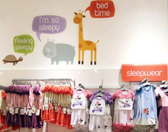 Phần mềm quản lý cửa hàng mẹ & bé