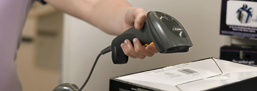 quản lý hàng hoá hiệu quả dùng thiết bị mã vạch