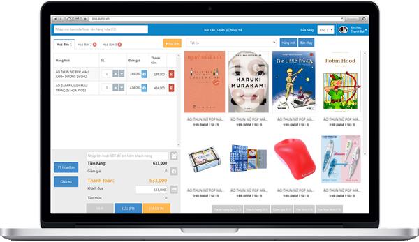 Phần mềm quản lý bán hàng tạp hoá